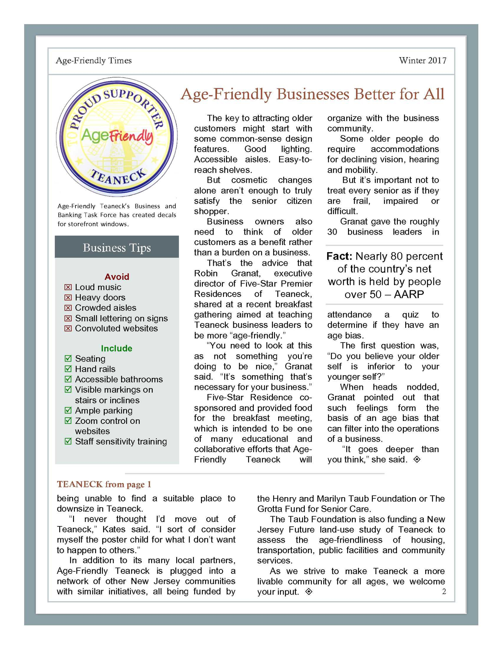 Township of teaneck new jersey 2017 winter age friendly times newsletter 2017 e1 vfinal2g 1betcityfo Images